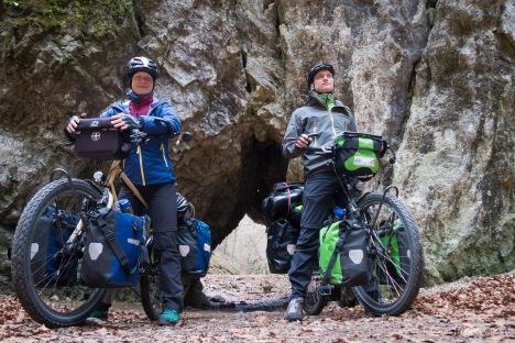 faszinierende Höhlenwelten - Moravský Kras