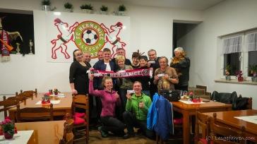 Děkuji za krásný večer! - FC Heřmanice