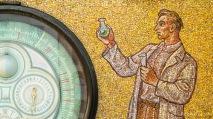 Astronomische Uhr am Rathaus Olomouc