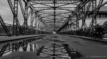 Moldaubrücke hier: Veltrusy