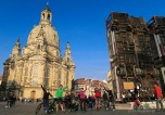 Verabschiedung in Dresden