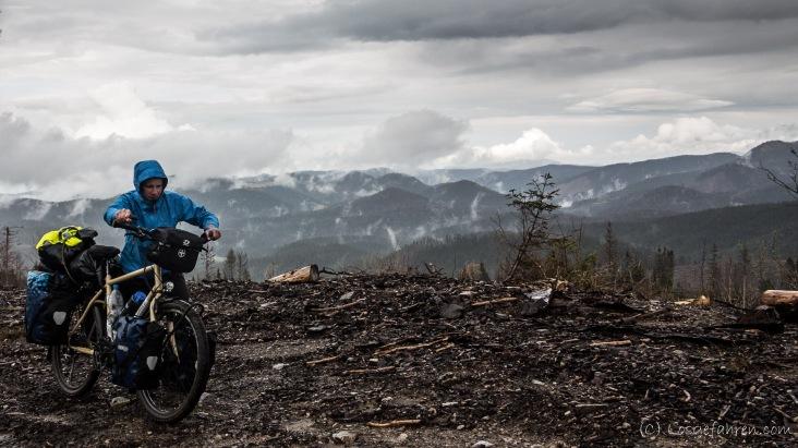 Harte Bedingungen in der Niederen Tatra