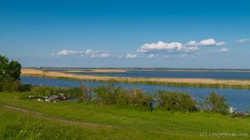 Tisza-tö - der Theiß-See