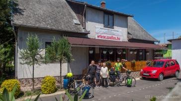 Privatunterkunft in Tiszafüred