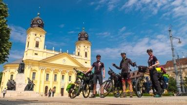 Krzysztof ist gerade von seiner 13. Rumänientour zurückgekehrt - Debrecen