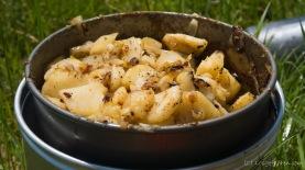 es gibt: Bratkartoffeln