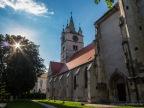 ev. Kirche in Sebes