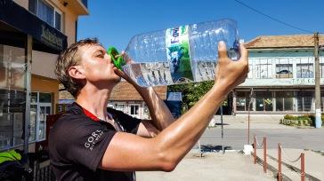 Man soll ja immer viel trinken, wenn es warm ist... - Bulgarien