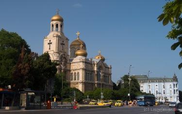 Kathedrale - Wahrzeichen von Varna, Bulgarien