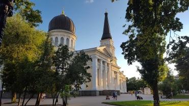 Verklärungskathedrale - Odessa, Ukraine