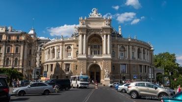 Oper - Odessa, Ukraine