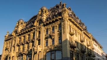 Beeindruckende Fassaden - Odessa, Ukraine