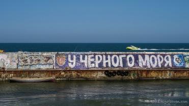 ... Am schwarzen Meer - Odessa, Ukraine