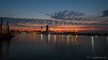 Ankunft in Batumi - Welcome to Las Vegas