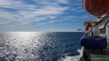 Blick übers Schwarze Meer