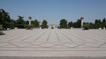 Heydar Aliev Park in Gäncä