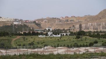 Velopark Baku - hier werden die Olympiaanlagen noch genutzt