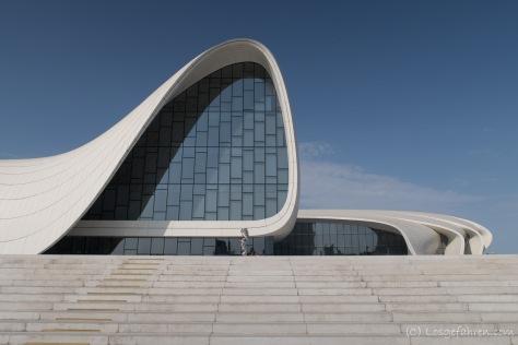 Baku - Heydar Aliev Center