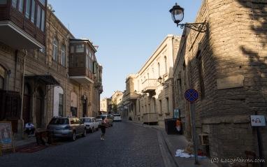 Baku - Altstadt