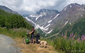 tolle Ausblicke auf dem Weg zum Zagaro-Pass