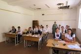 Besuch in der Schule