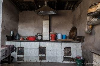Guesthouse-Küche, Sary Tash
