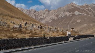 Friedhof, Sary Tash