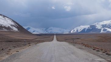 Punkt auf der Straße (Foto: Kilian Hermes)