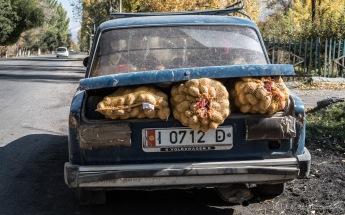 Kirgisischer Volkswagen