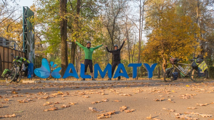 Welcome to Almaty