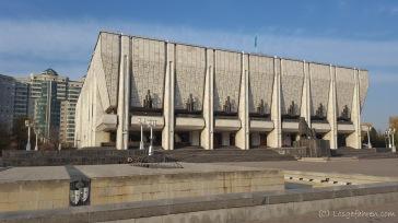 Auezov-Theater in Almaty