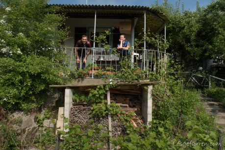 Hacienda Tharandt - im Garten von Sarah und Daniel