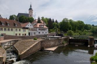 Zwickauer Mulde in Penig
