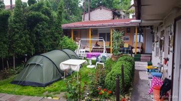 .. und selbst der kleinste Garten ist gerade groß genug. (Ungarn)