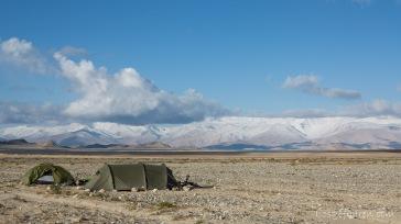 am Karakul (Tadschikistan)